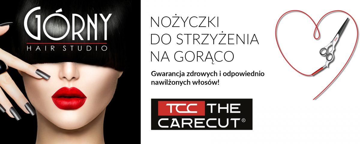 gorąco nożyczki Toruń Fryzjer Toruń Plaza Górny salon stylizacji fryzur